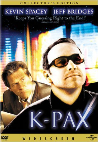 K-Pax DVD at Amazon