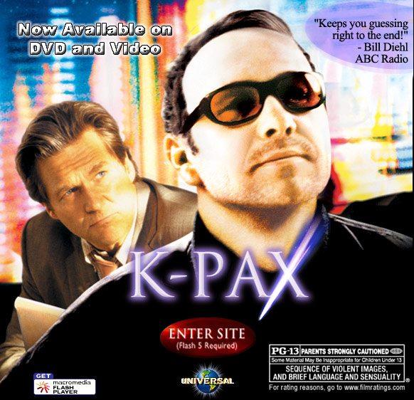 K-Pax Movie
